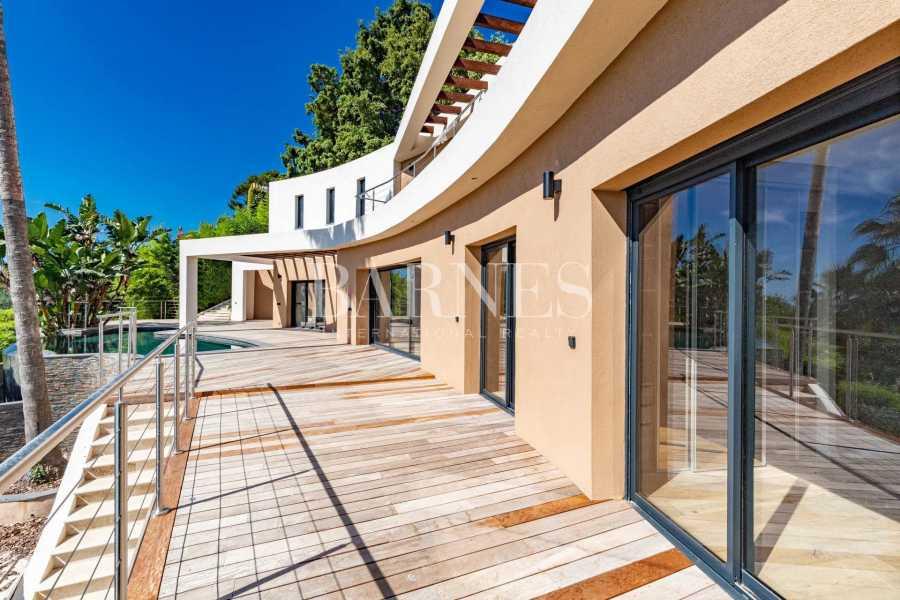 Vallauris  - Villa 8 Pièces 4 Chambres