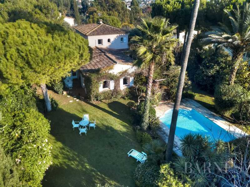 ANTIBES  ST MAYMES - PROVENCAL PROPERTY - SEA VIEW picture 13