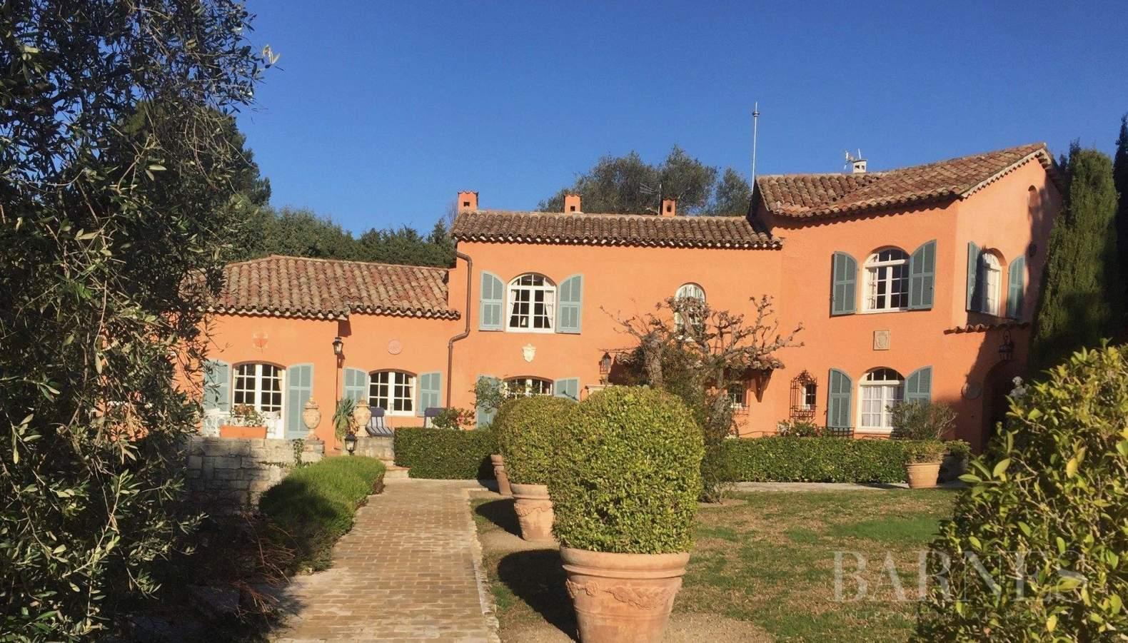 Mougins  - Villa 7 Pièces 6 Chambres - picture 1
