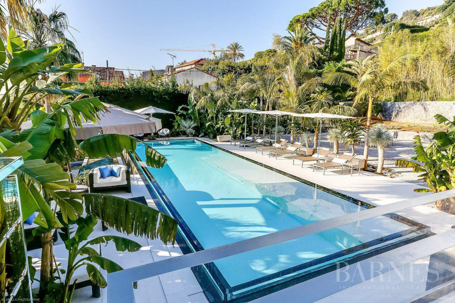 SUPER CANNES - VILLA CONTEMPORAINE - VUE MER - 4 CHAMBRES picture 7