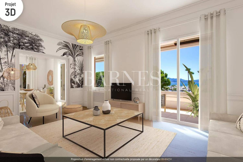 Cannes  - Piso 3 Cuartos, 1 Habitacion - picture 4