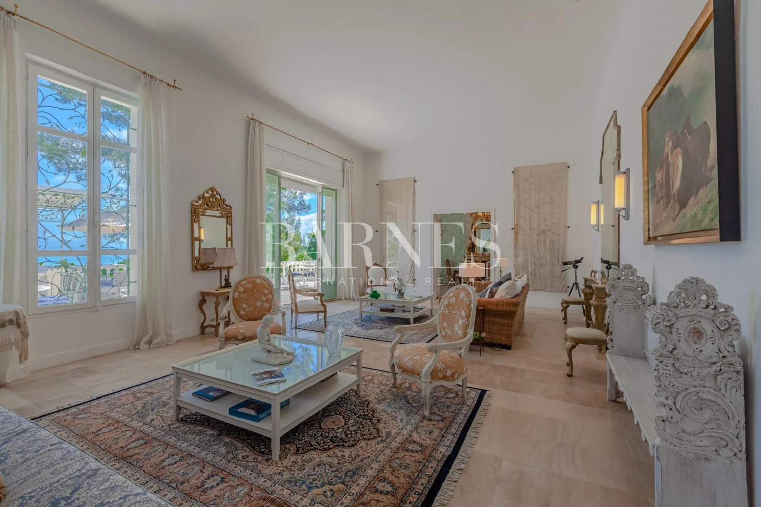 Antibes  - Maison  6 Chambres - picture 4