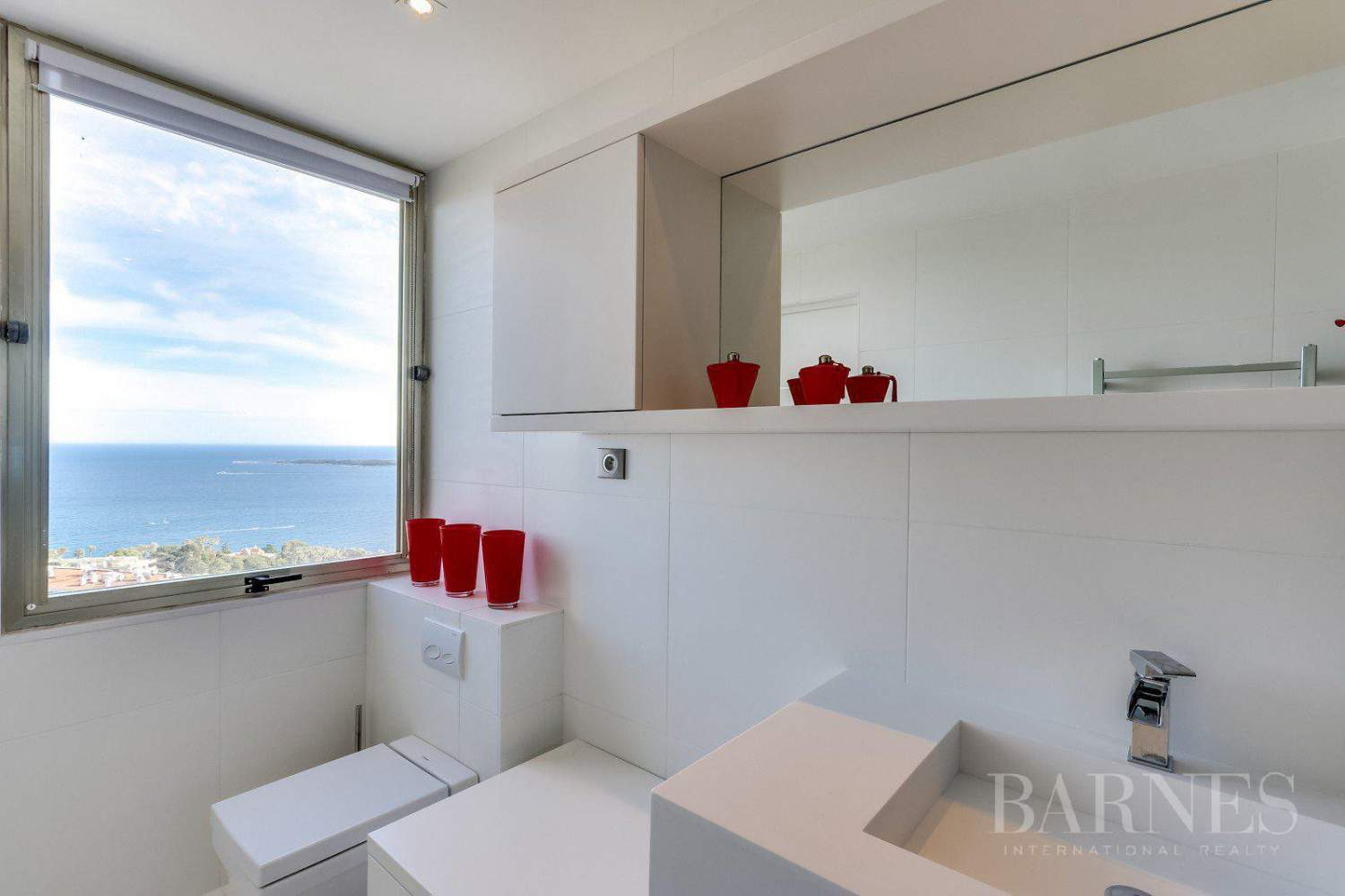 CANNES - BASSE CALIFORNIE - APPARTEMENT DE PRESTIGE - VUE MER PANORAMIQUE - 3 CHAMBRES picture 15