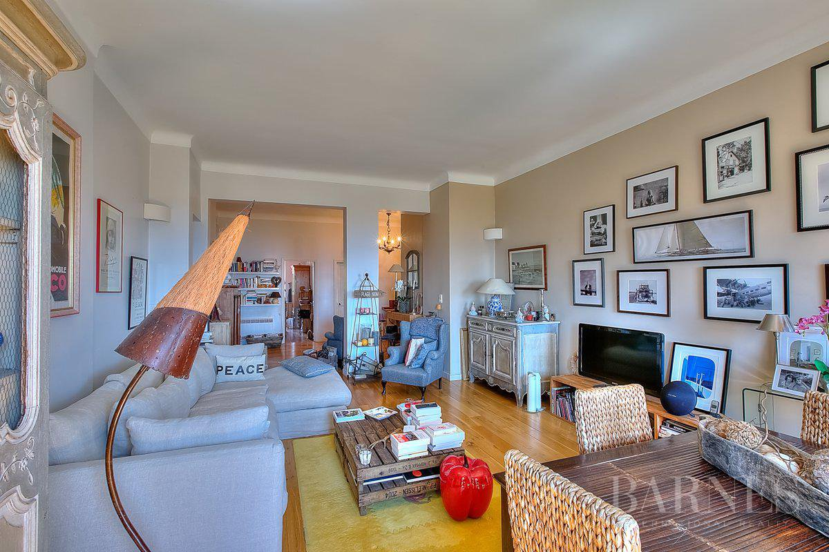 CANNES - TOP FLOOR - 3 BEDROOMS - PANORAMIC SEA VIEW picture 7
