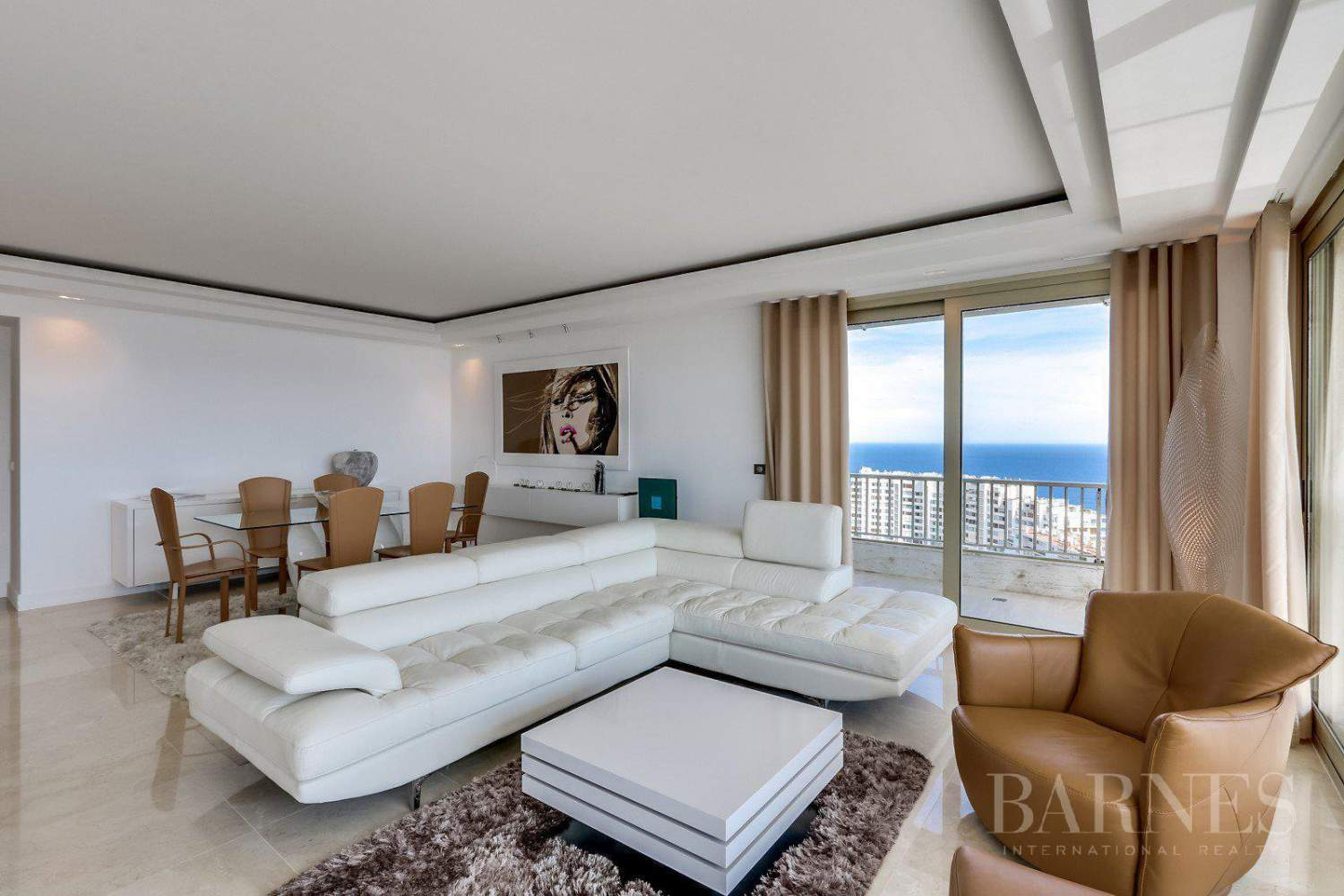 CANNES - BASSE CALIFORNIE - APPARTEMENT DE PRESTIGE - VUE MER PANORAMIQUE - 3 CHAMBRES picture 7