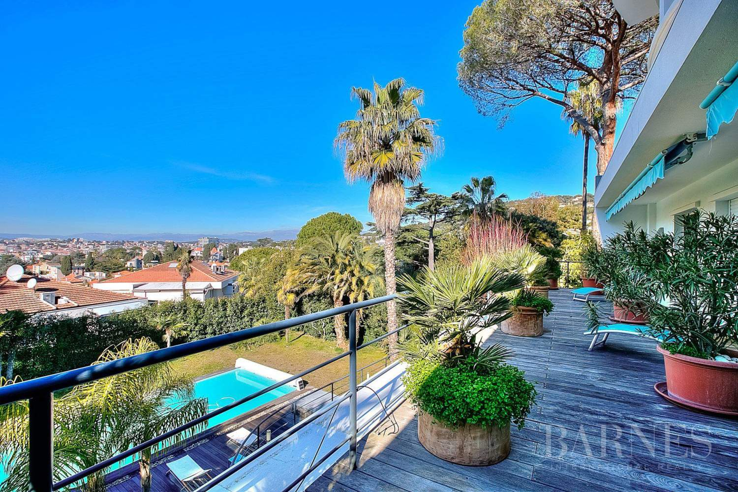 CANNES - BASSE CALIFORNIE - VILLA CONTEMPORAINE  - 5 CHAMBRES picture 11