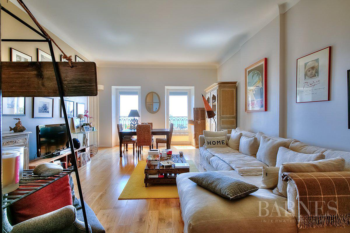 CANNES - TOP FLOOR - 3 BEDROOMS - PANORAMIC SEA VIEW picture 3