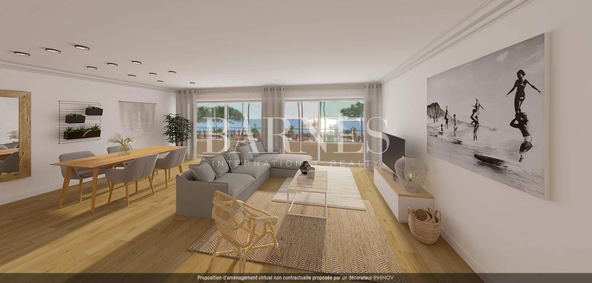 Cannes  - Appartement 3 Pièces 2 Chambres - picture 2