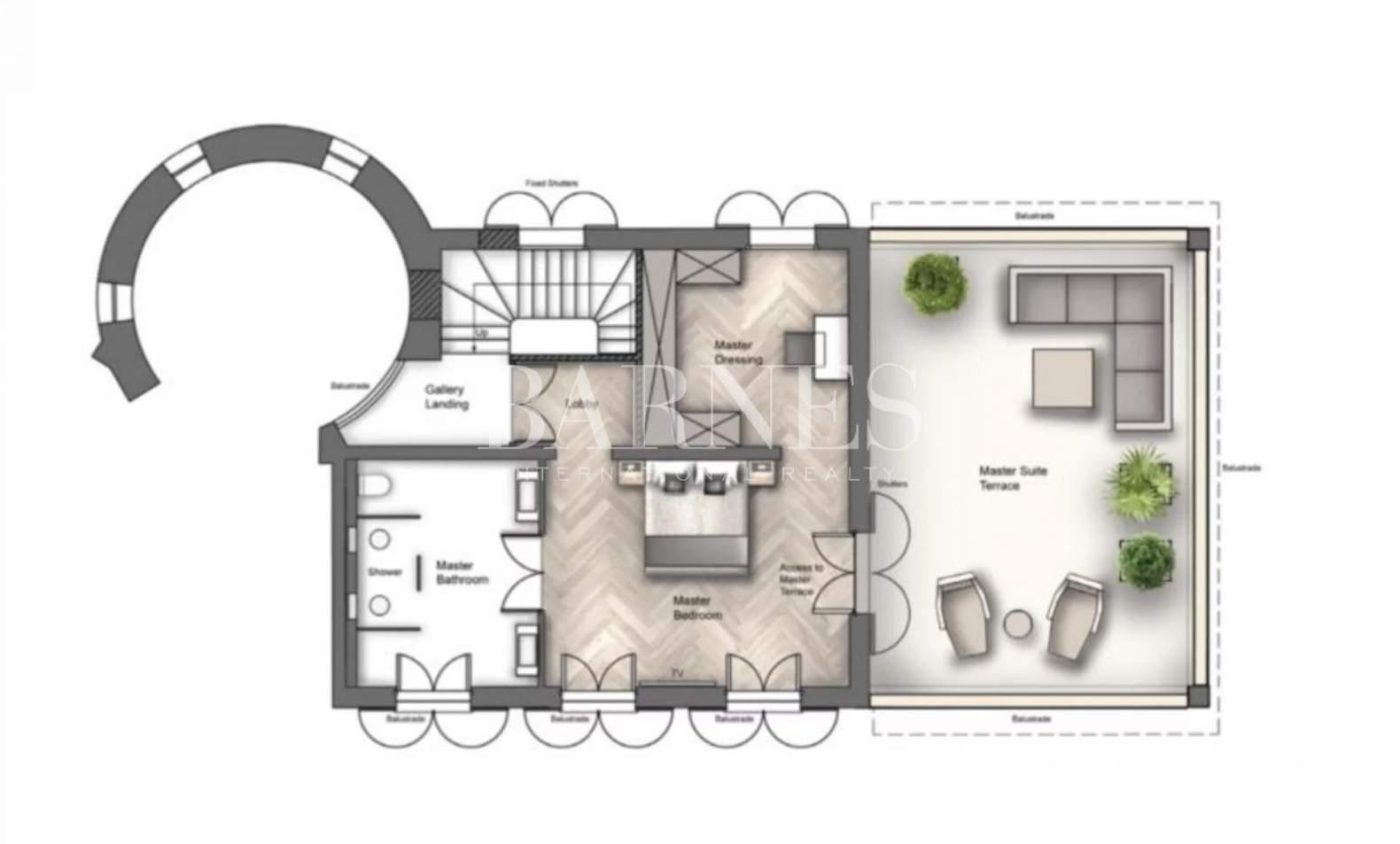 Le Cannet  - Villa 8 Pièces 5 Chambres - picture 9