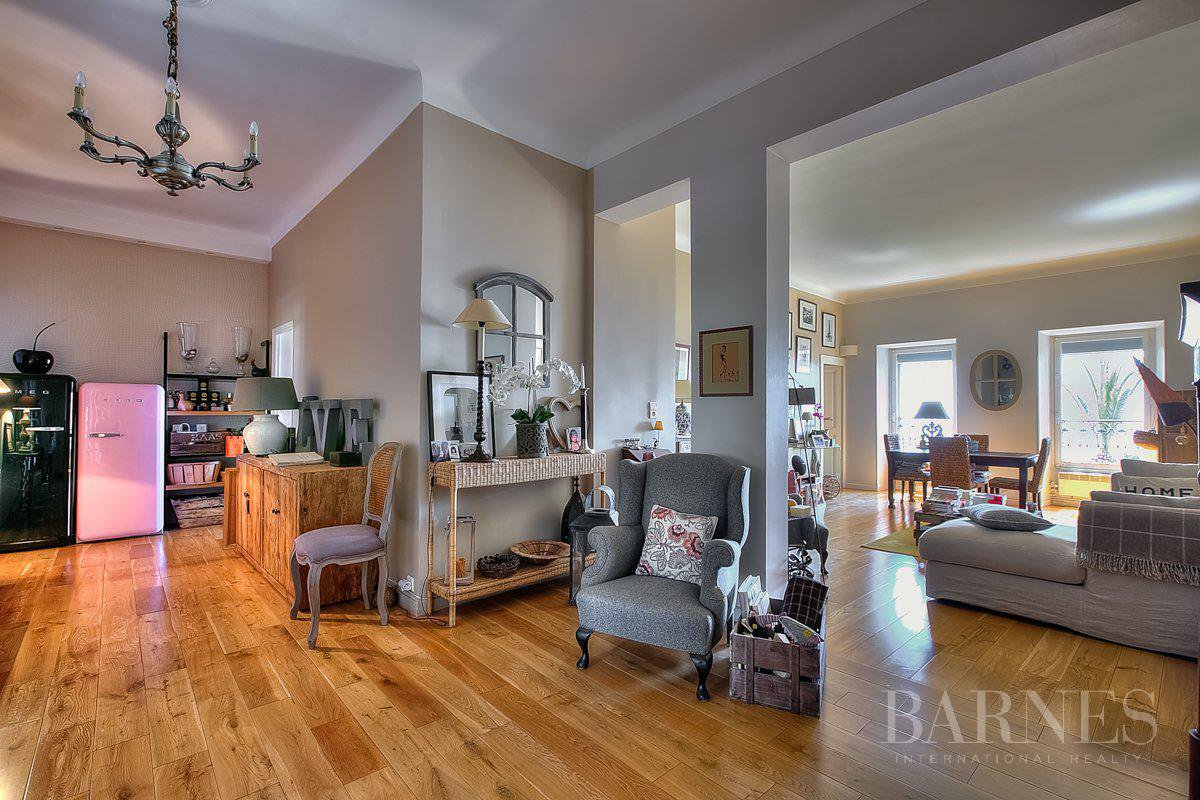 CANNES - TOP FLOOR - 3 BEDROOMS - PANORAMIC SEA VIEW picture 1