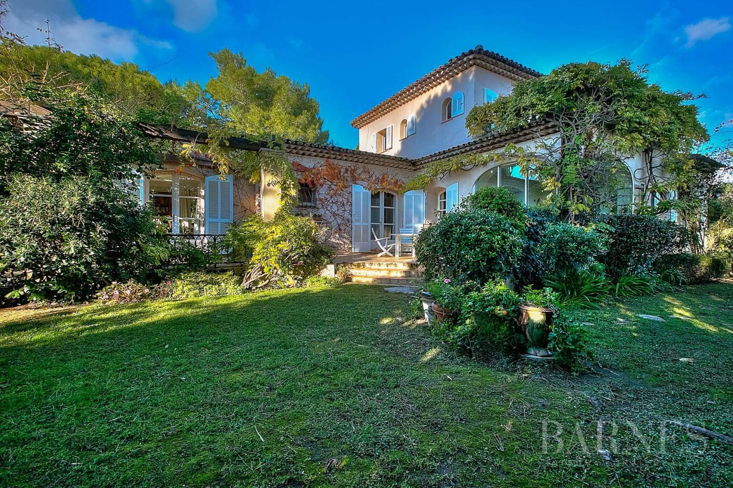 ANTIBES  ST MAYMES - PROVENCAL PROPERTY - SEA VIEW picture 10