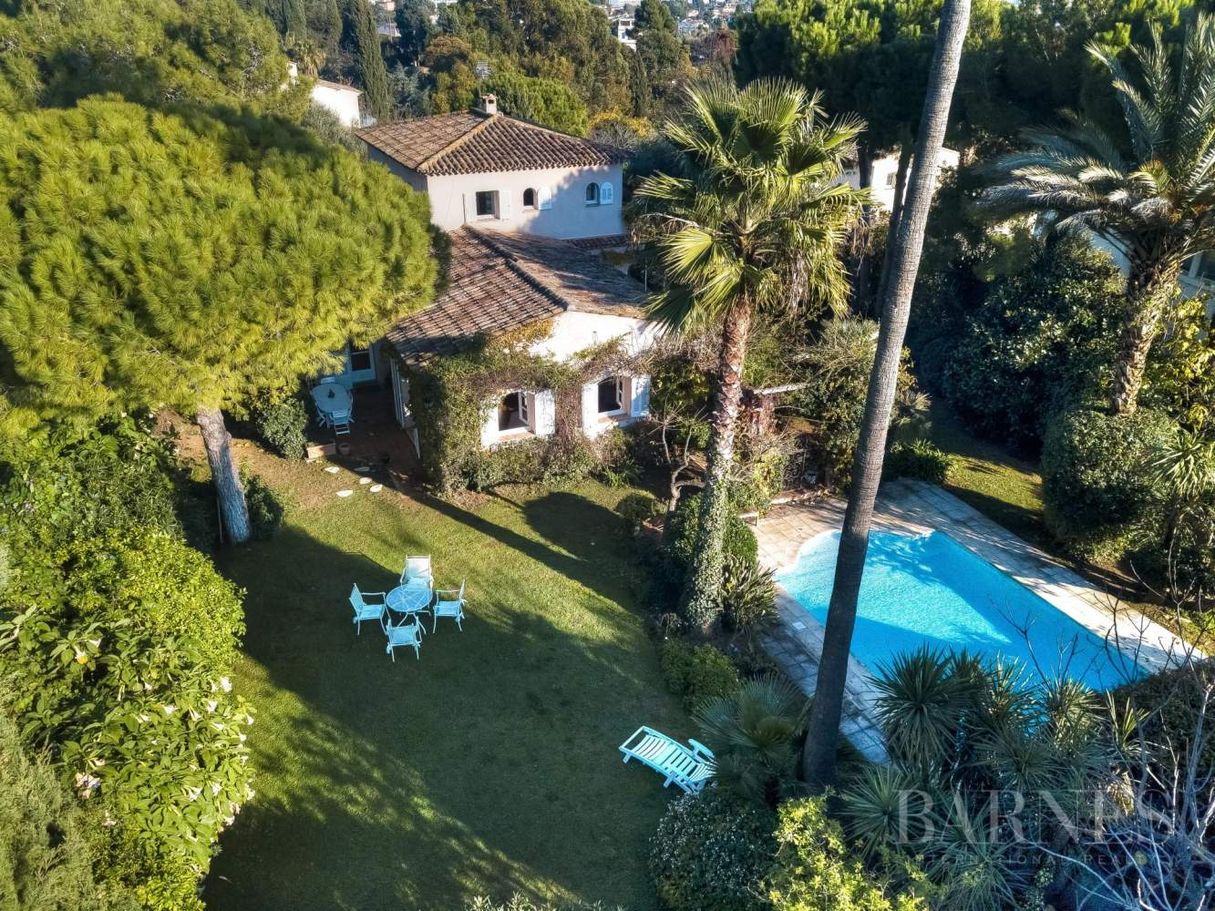 ANTIBES  ST MAYMES - PROVENCAL PROPERTY - SEA VIEW picture 1