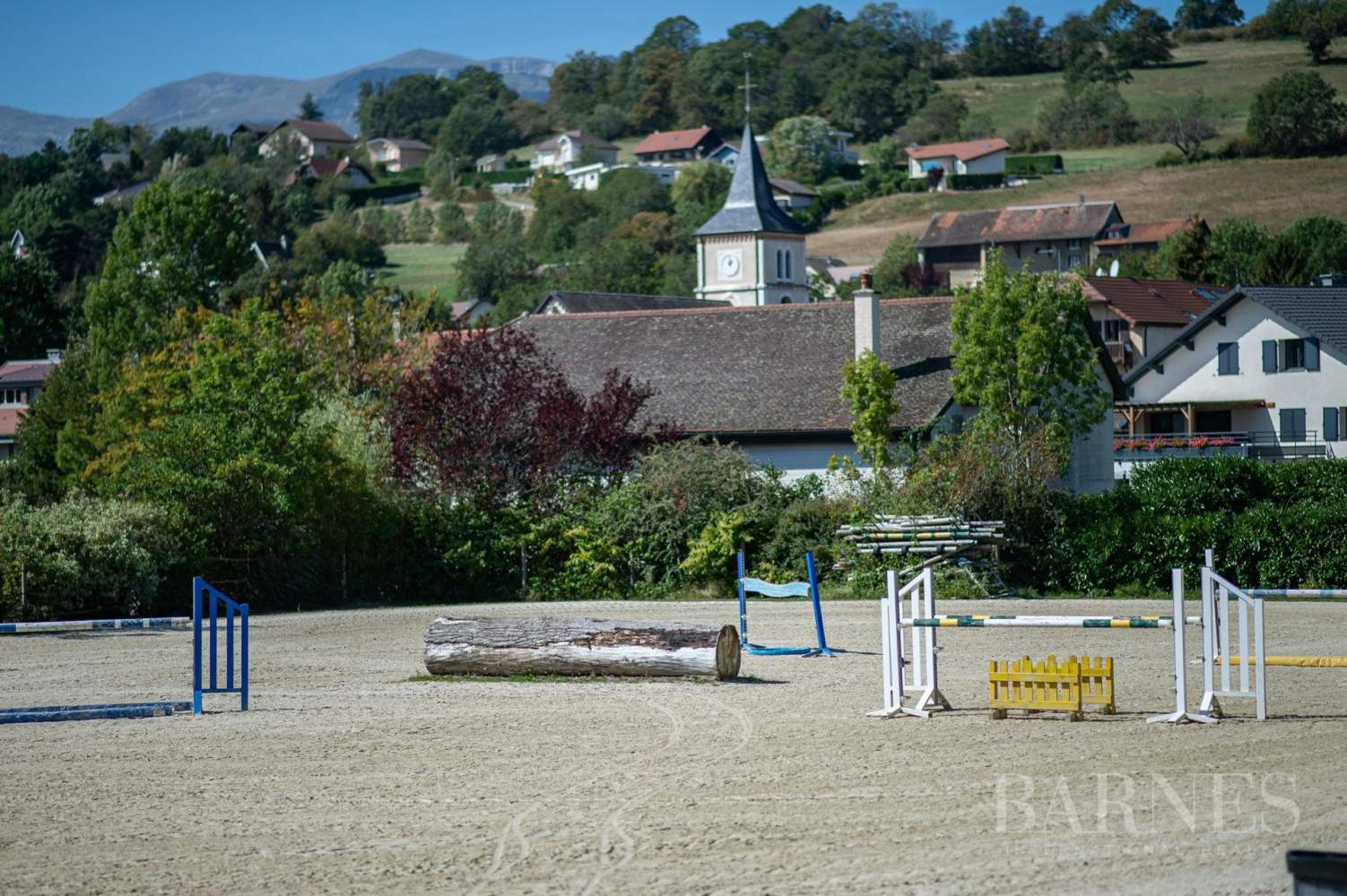 Equestrian property 15 minutes from Geneva picture 1