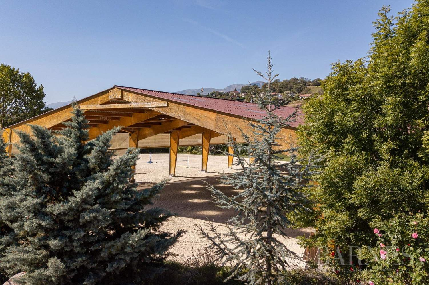 Equestrian property 15 minutes from Geneva picture 2