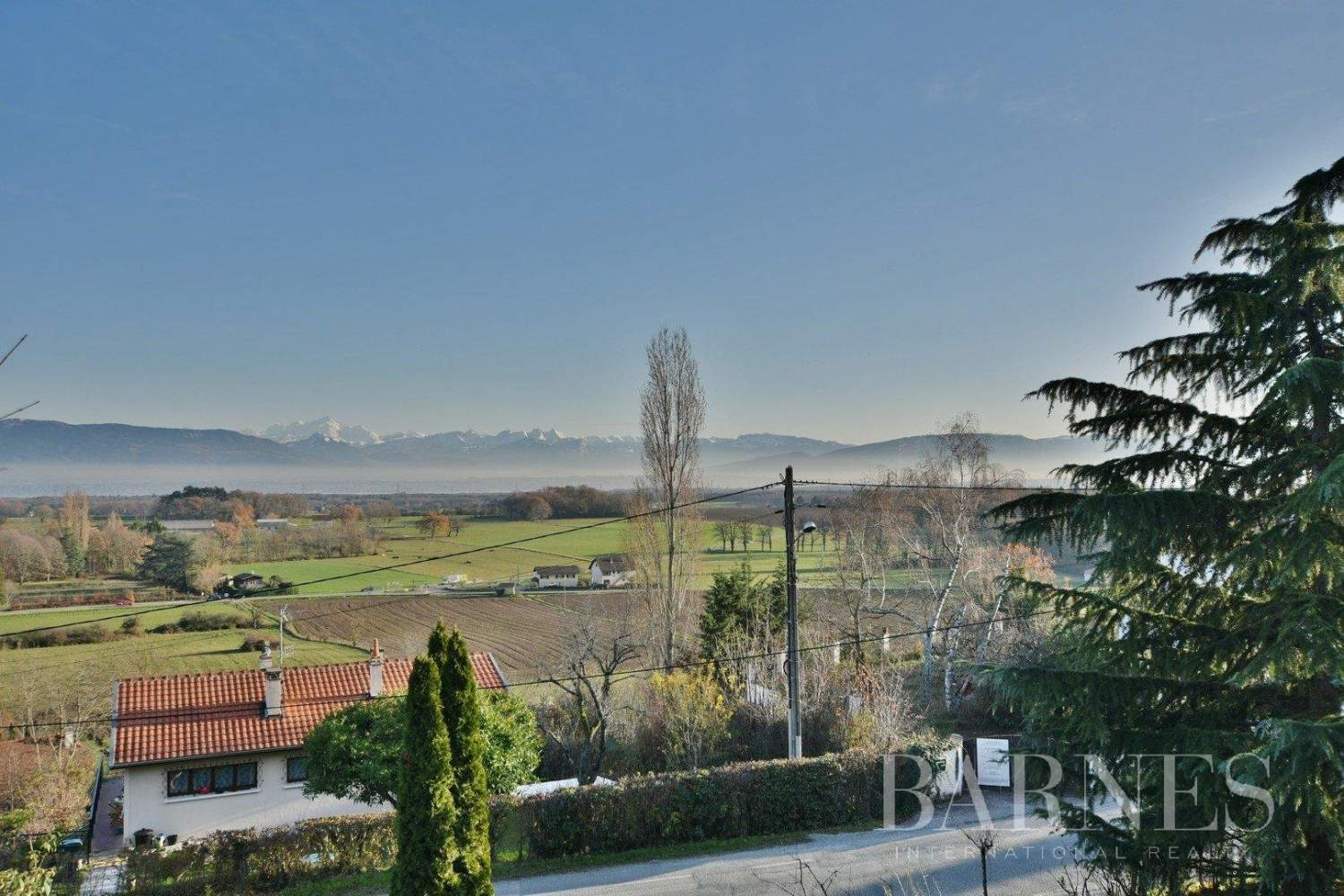 Residential house - Mont-Blanc and Leman view picture 1
