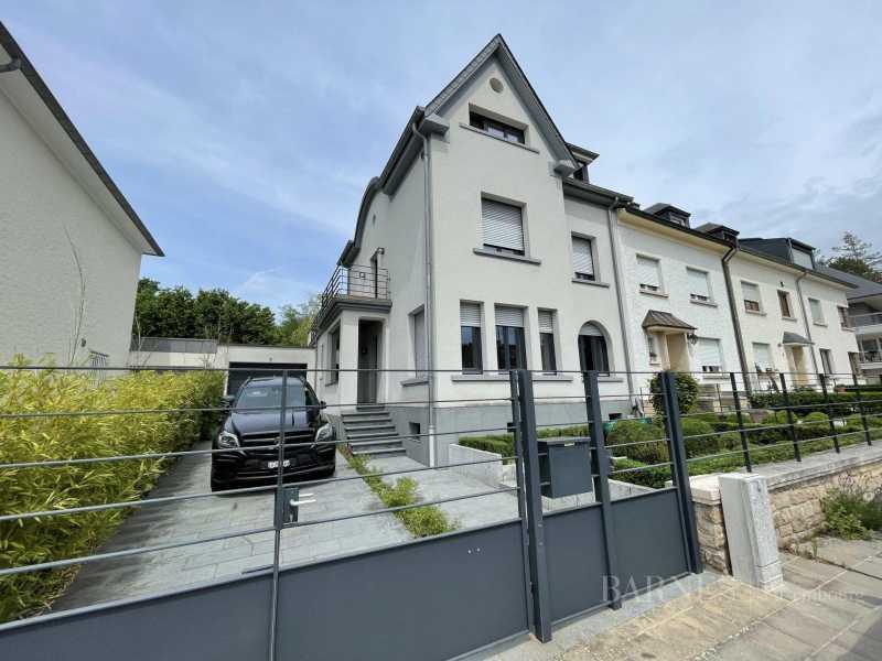 Maison de ville Luxembourg