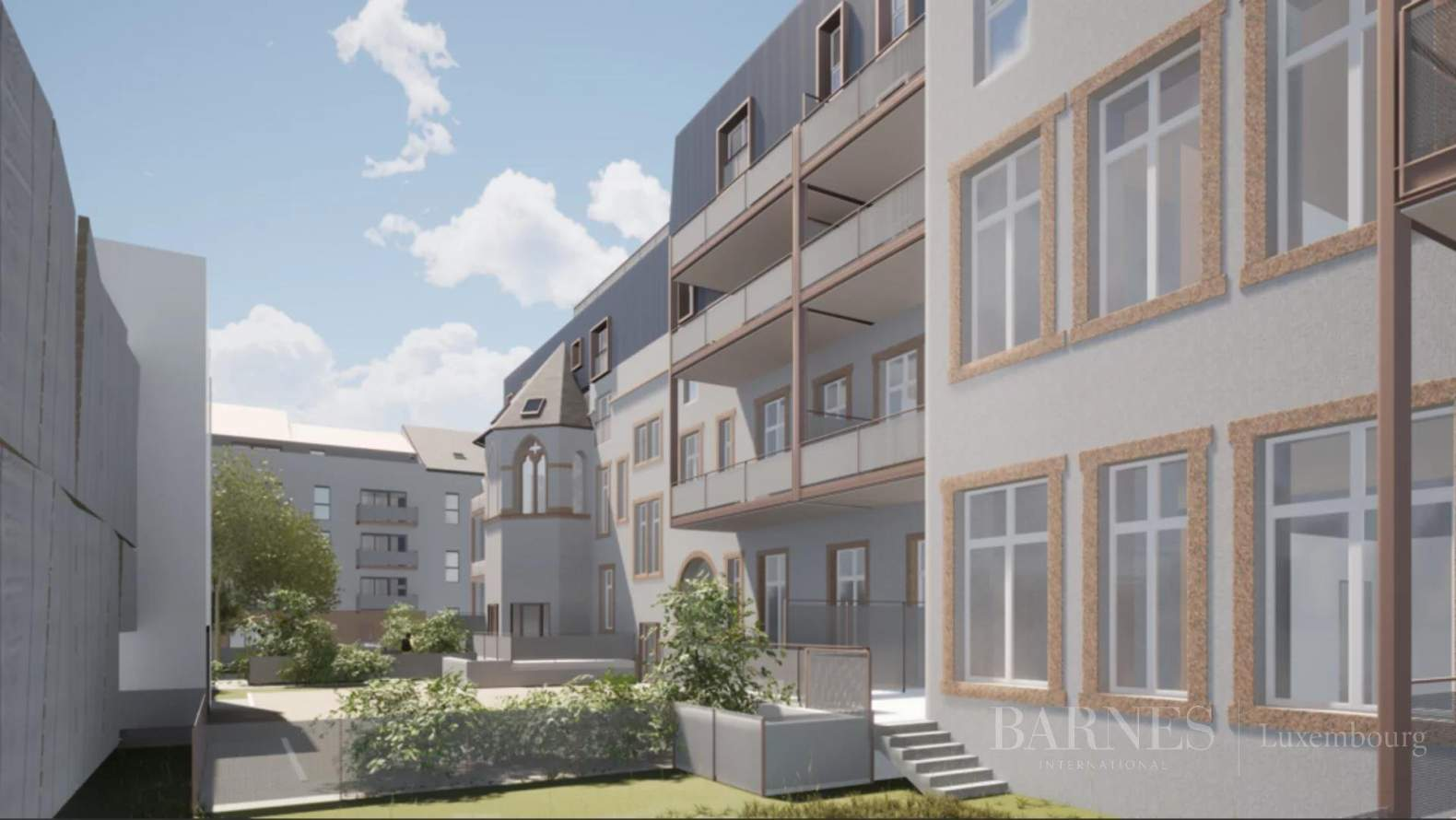 Thionville  - Appartement 3 Pièces 2 Chambres - picture 1