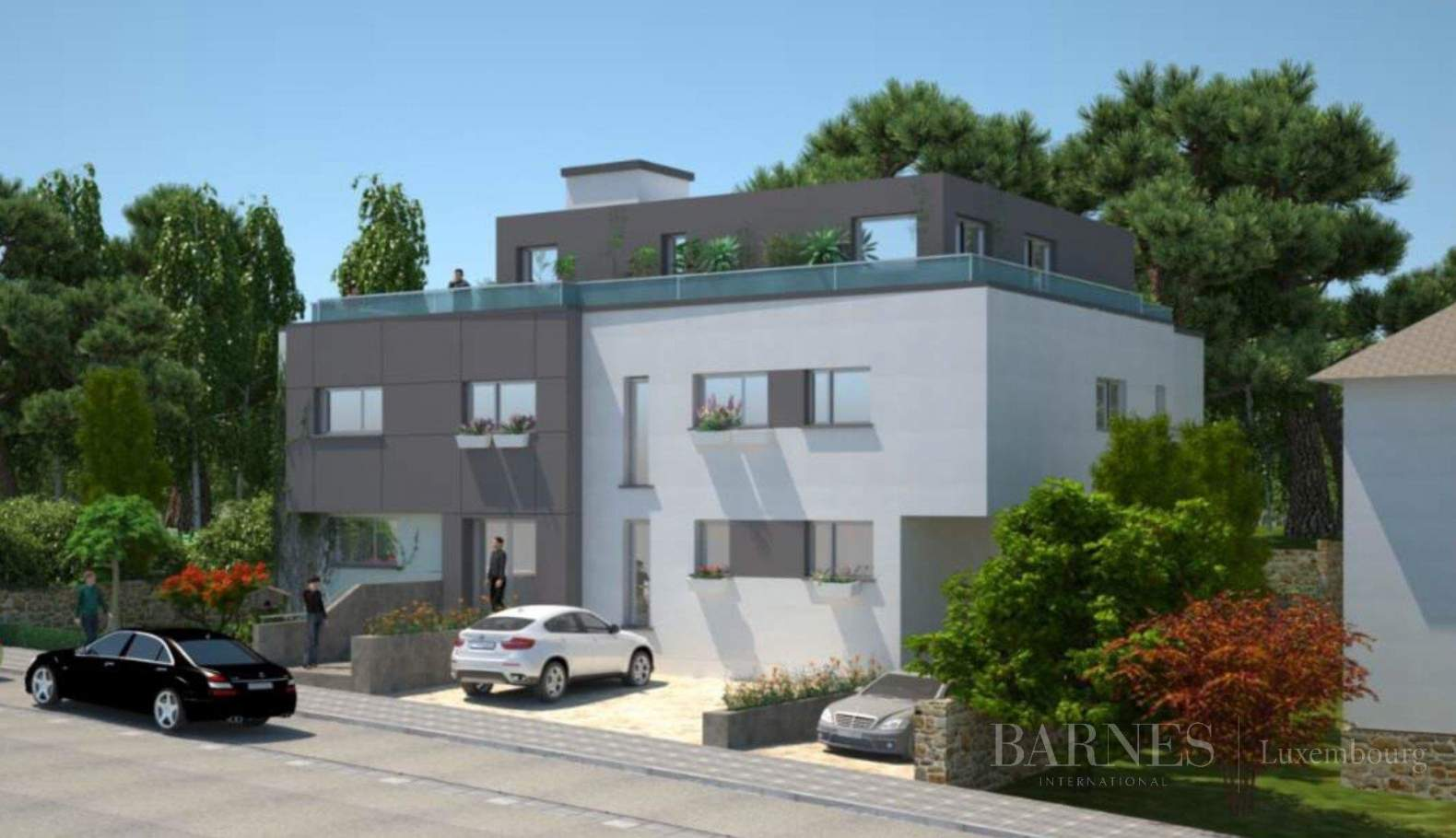 Dudelange  - Appartement 3 Pièces 2 Chambres - picture 1
