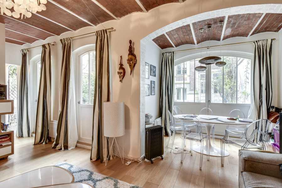 Paris  - Maison 11 Pièces 6 Chambres