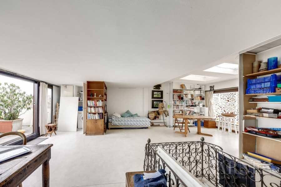 Paris  - Piso 4 Cuartos 3 Habitaciones