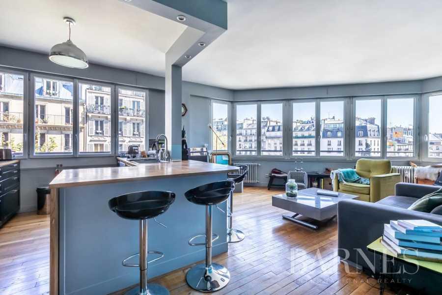 Paris  - Appartement 3 Pièces 2 Chambres