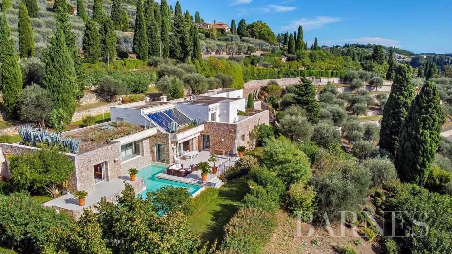 Grasse  - Villa 6 Pièces 4 Chambres