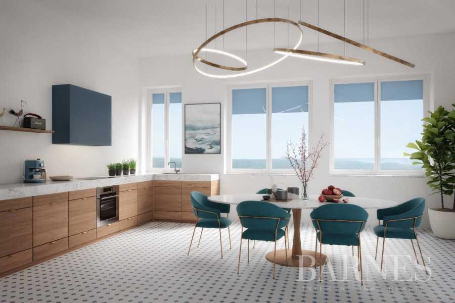 Grasse  - Appartement 5 Pièces 4 Chambres