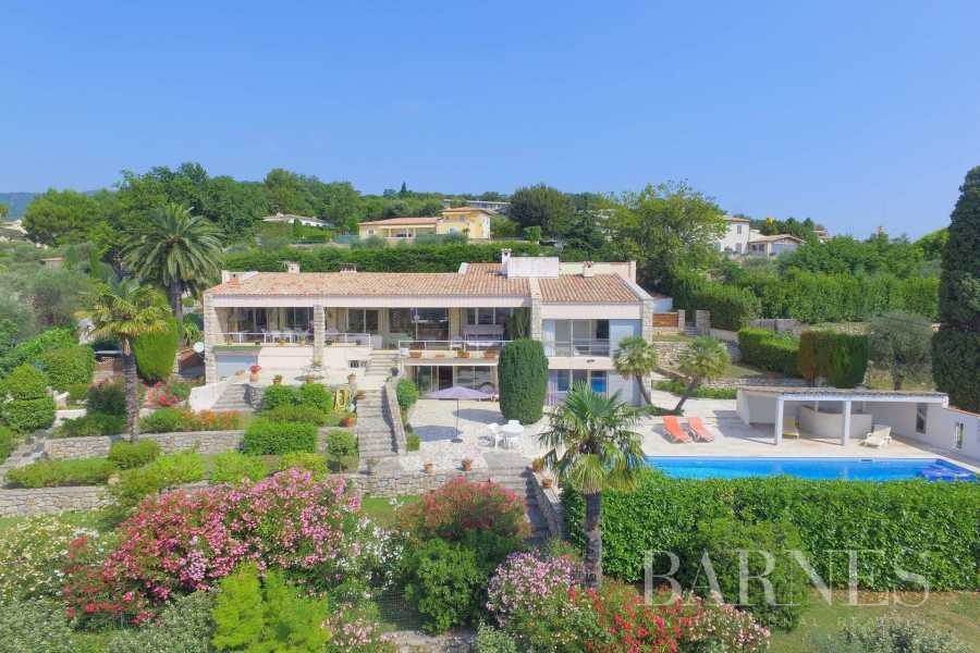 Châteauneuf-Grasse  - House 6 Bedrooms