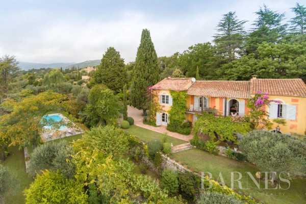 Villa Châteauneuf-Grasse - Ref 5149578
