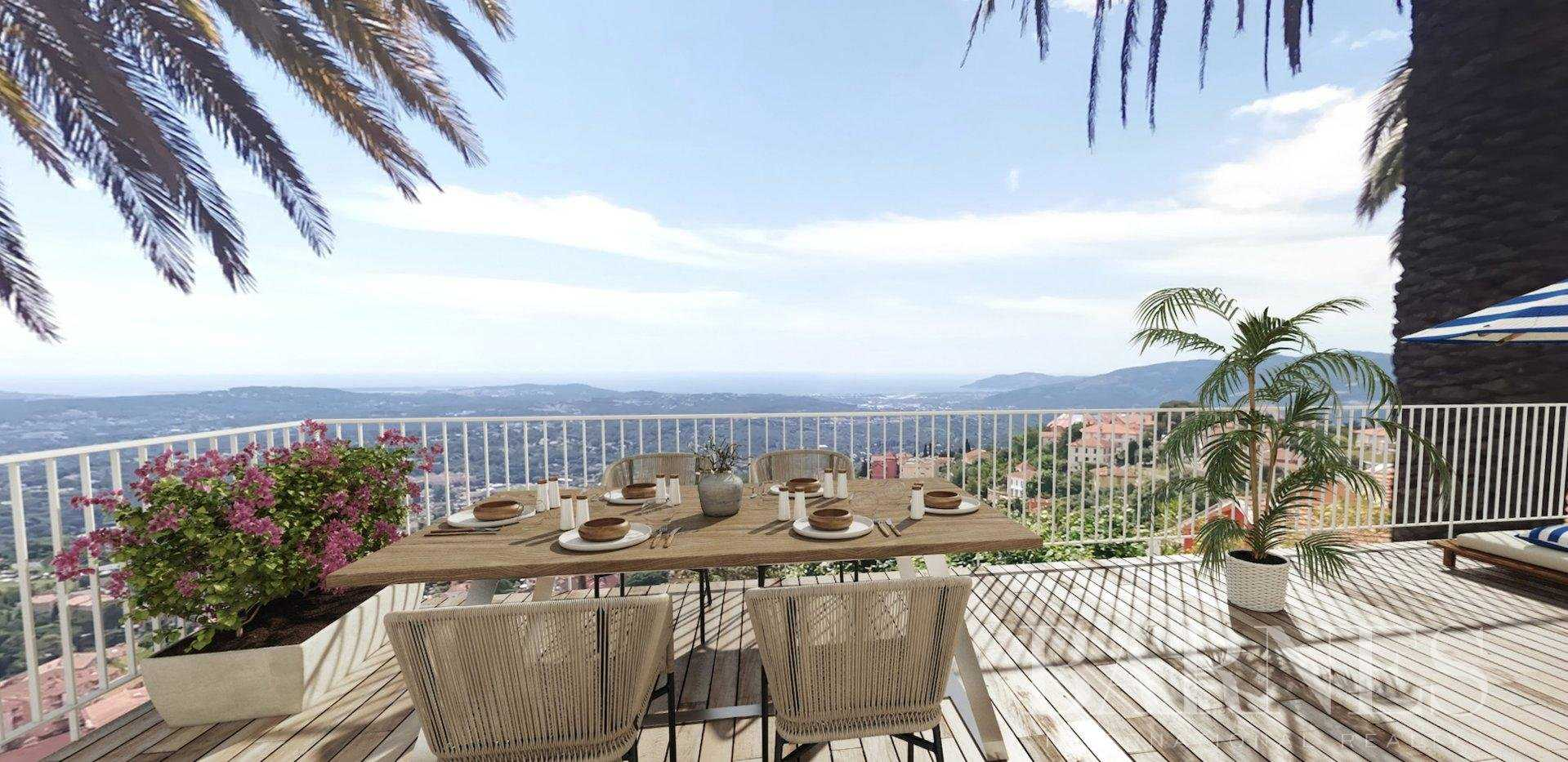 Appartement Grasse  -  ref 4503503 (picture 1)