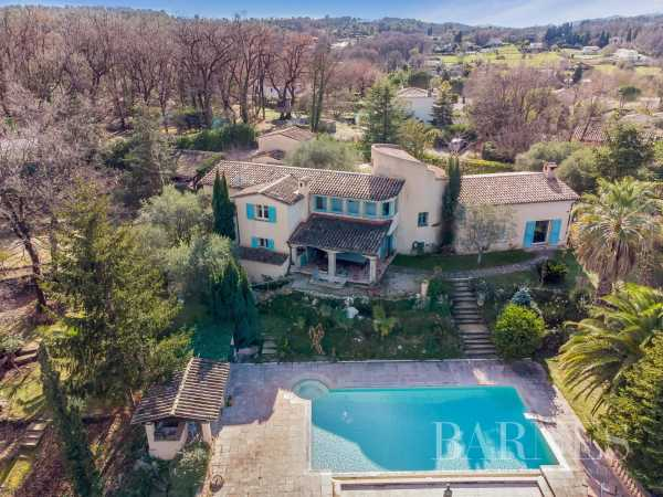 Villa Valbonne  -  ref 4855616 (picture 1)