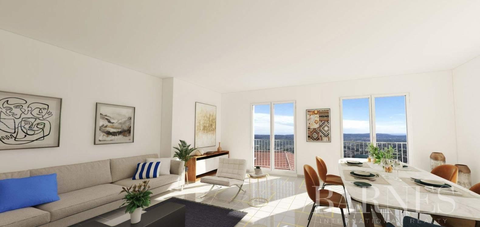 Grasse  - Appartement 3 Pièces 2 Chambres - picture 1