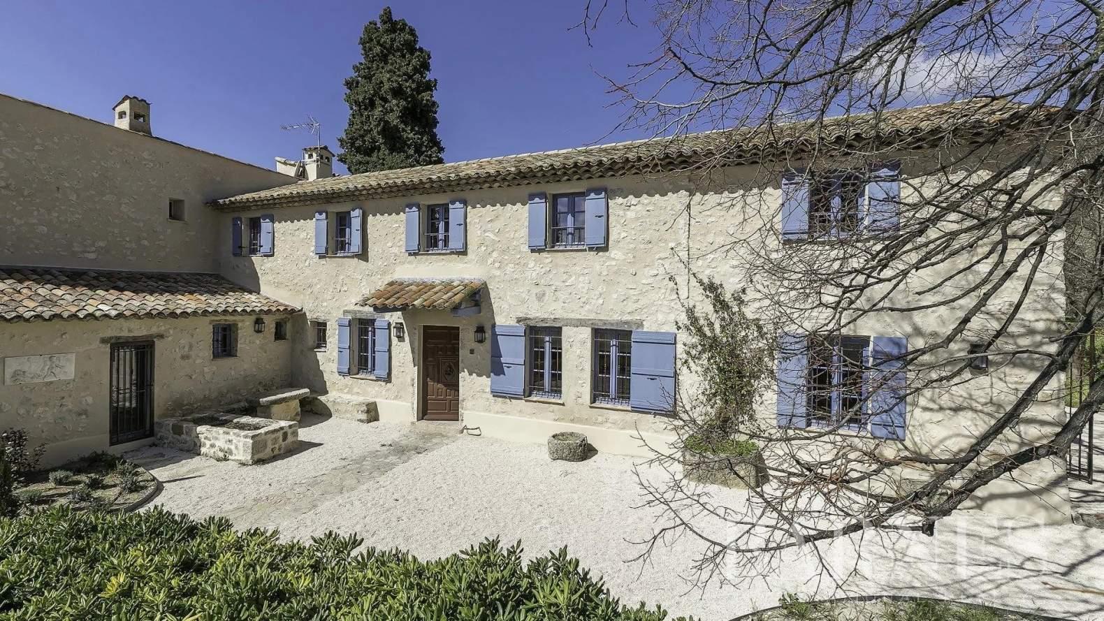 Grasse  - Villa  3 Chambres - picture 3