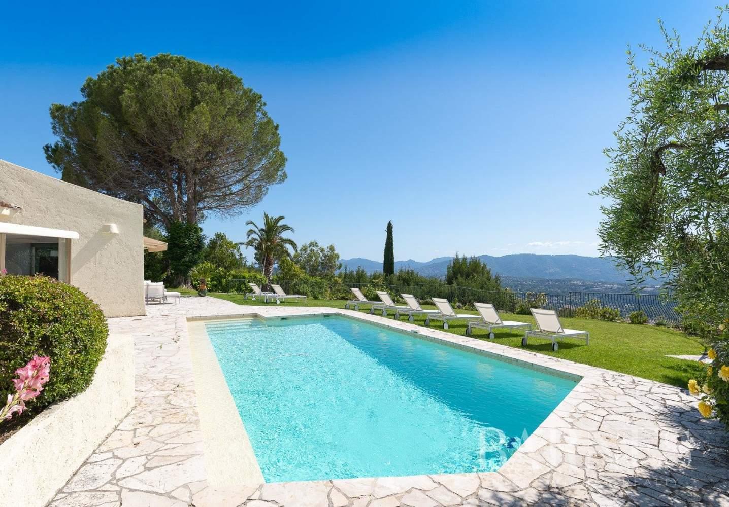 Mouans-Sartoux  - Villa  8 Habitaciones - picture 4