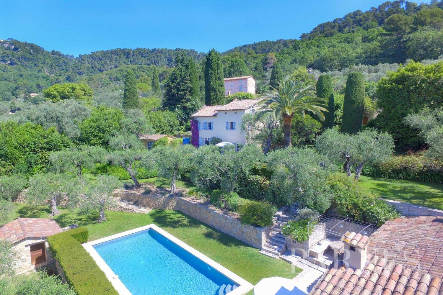 Grasse  - House 6 Bedrooms - picture 1