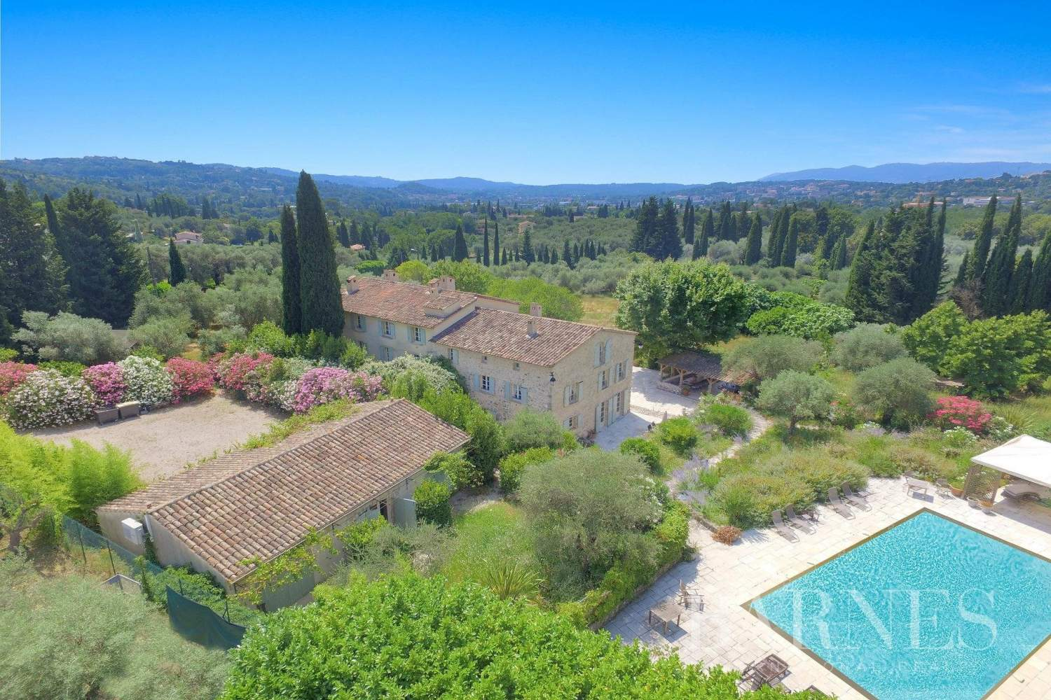 Grasse  - Bastide 8 Bedrooms - picture 14
