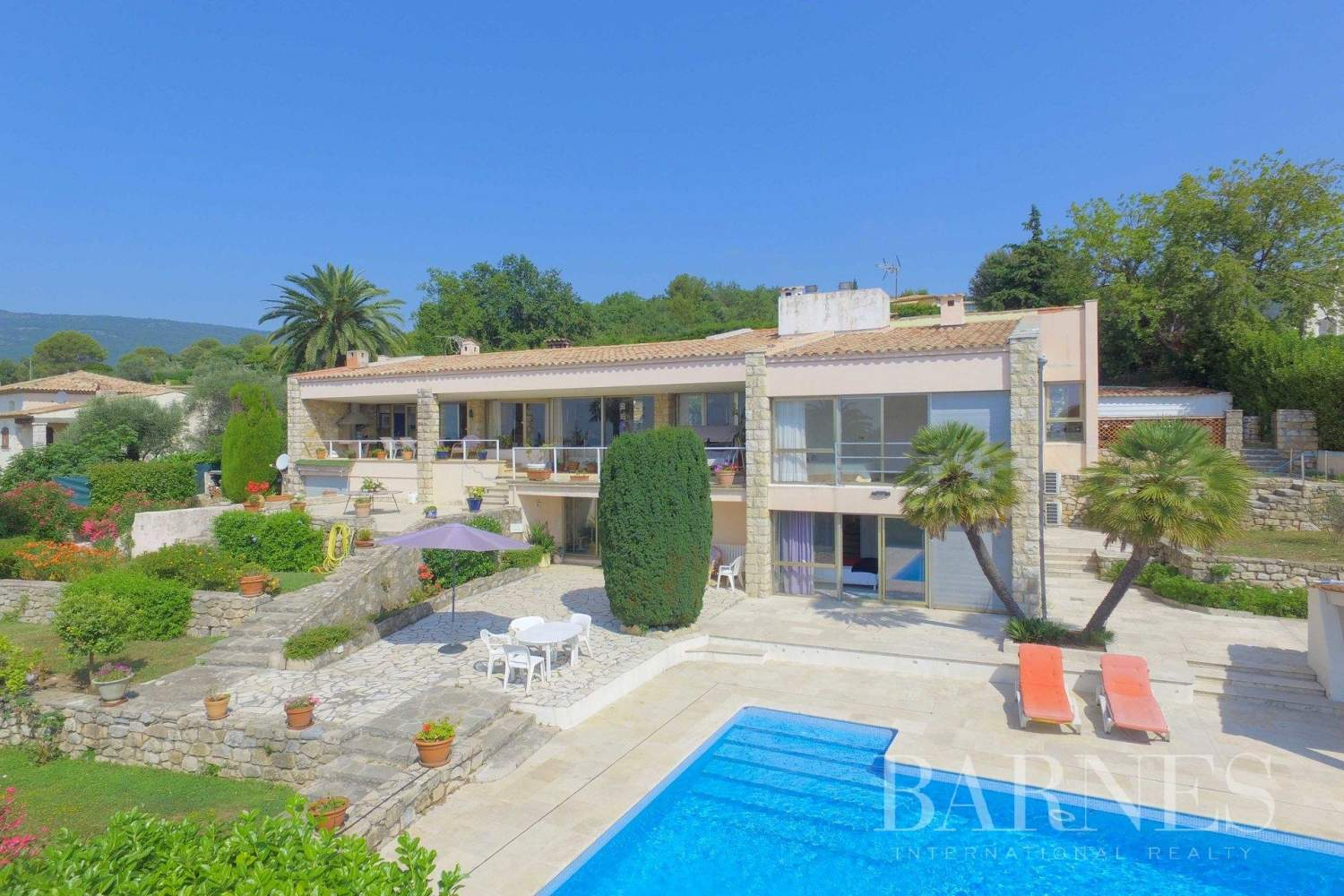 Châteauneuf-Grasse  - House 6 Bedrooms - picture 1