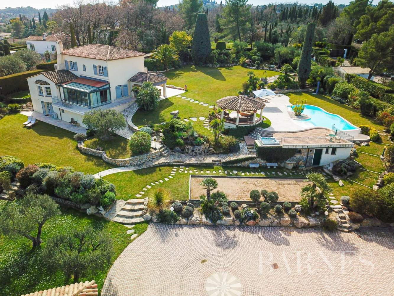 Valbonne  - Villa  5 Chambres - picture 5