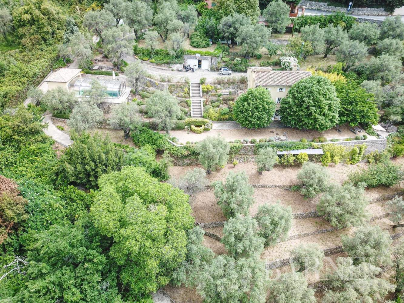 Grasse  - Maison 11 Pièces 6 Chambres - picture 4
