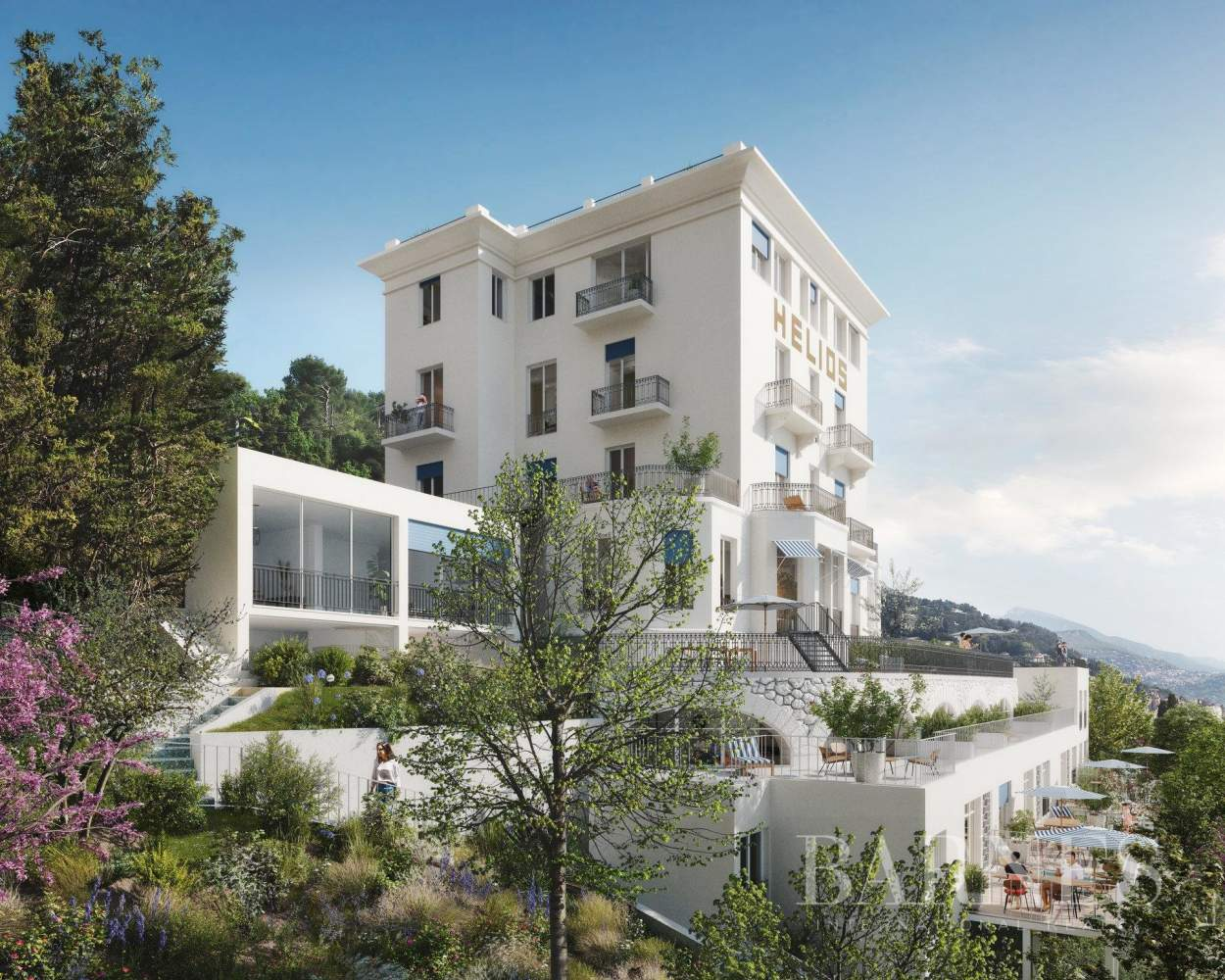 Grasse  - Appartement 2 Pièces, 1 Chambre - picture 4