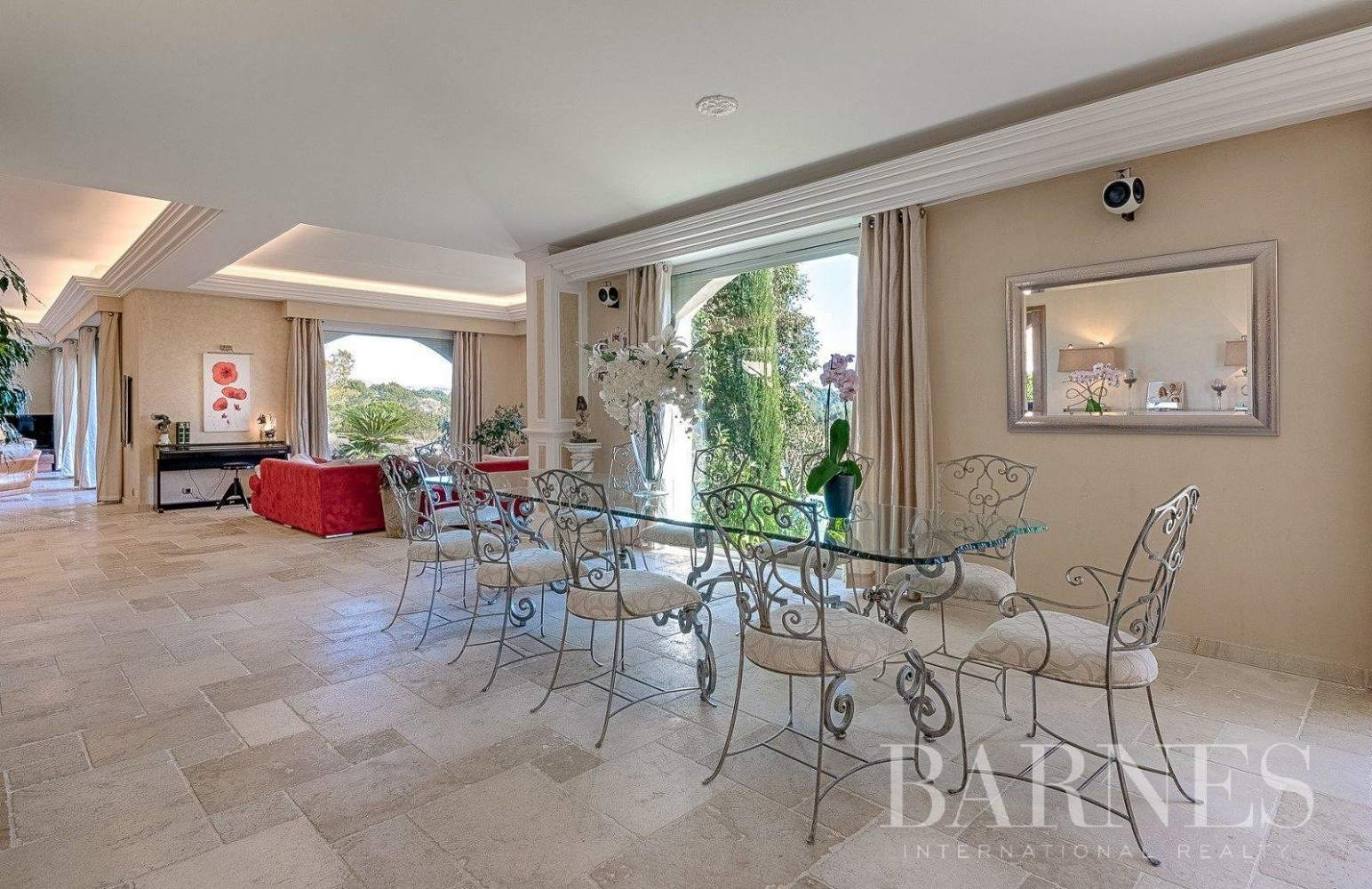Mougins - Exceptional villa - Sleeps 12 - Panoramic sea and mountain view picture 6