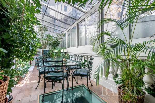 Hôtel particulier Paris 75016  -  ref 5178701 (picture 1)