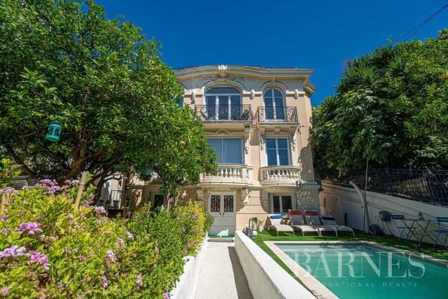 Nice  - Villa 7 Pièces 5 Chambres