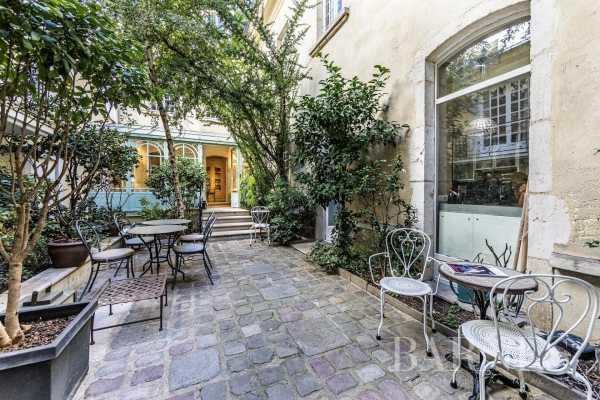 Hôtel particulier Paris 75004  -  ref 4238095 (picture 3)