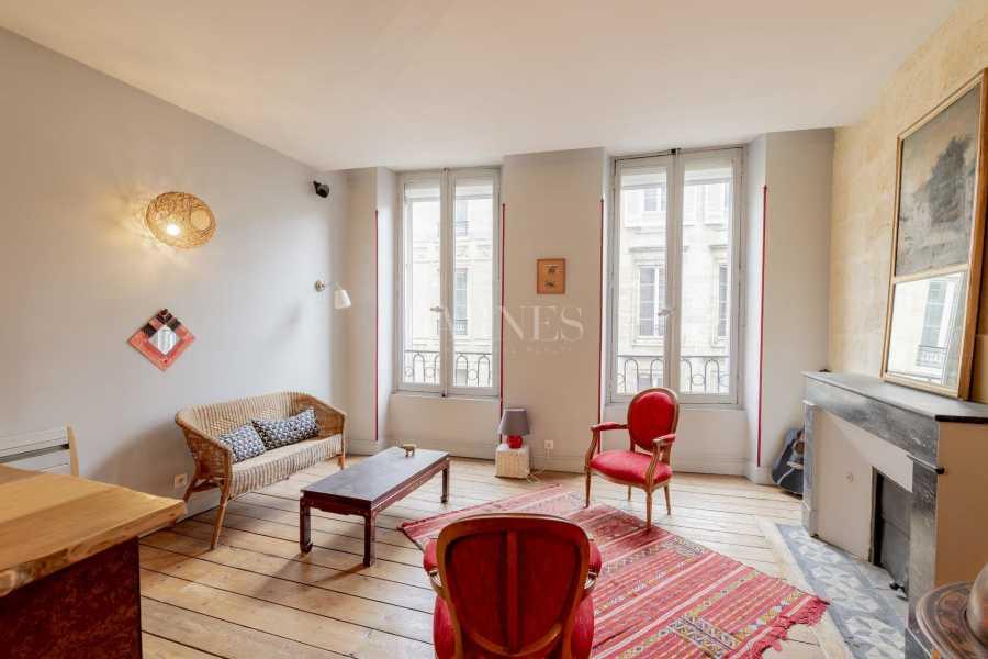 Bordeaux  - Appartement 3 Pièces, 1 Chambre