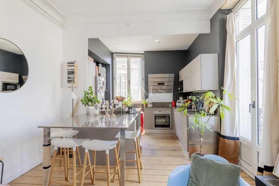 Bordeaux  - Appartement 3 Pièces 2 Chambres
