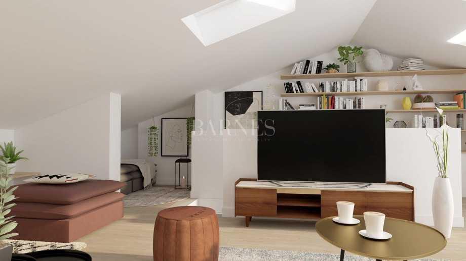 Bordeaux  - Appartement 4 Pièces 3 Chambres