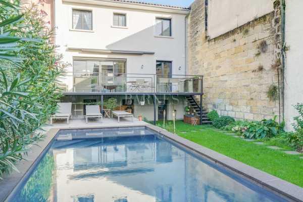 Maison de ville Bordeaux  -  ref 5385503 (picture 2)