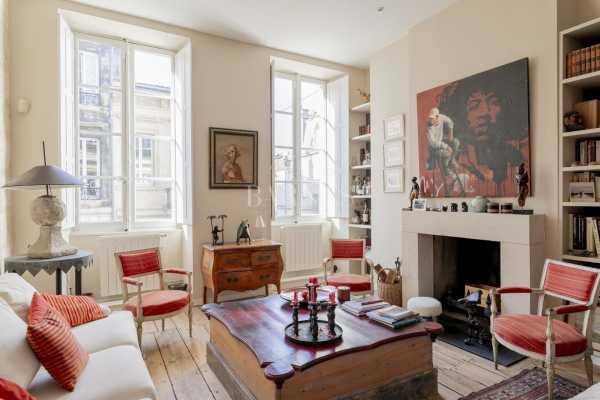 Maison de ville Bordeaux  -  ref 3948822 (picture 2)