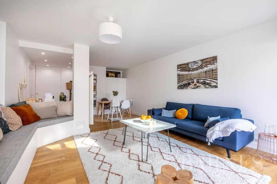 Boulogne-Billancourt  - Piso 5 Cuartos 3 Habitaciones